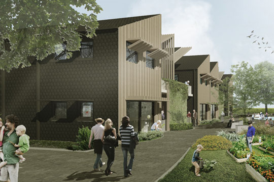 Home of 2030 RIBA Competition